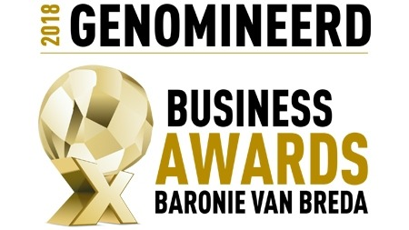 Business Award nominatie 2018 logo