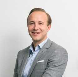 Jasper Aansorgh country manager